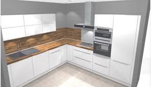 cuisine blanche plan travail bois cuisine blanche avec plan de travail bois top les meilleures ides
