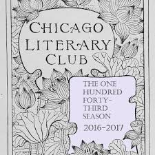 Chicago Lit Club ChicagoLitClub