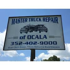 100 Master Truck Repair Of Ocala Commercial Repair 486 NW 68th