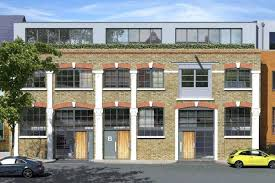 100 Warehouse Houses Exterior Modern Interiors Islingtons Mews Houses Are