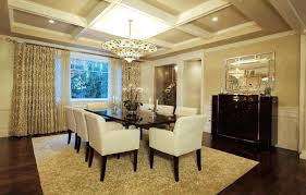 Pop Ceiling Designs For Dining Room Living Design Simple Brown Wooden