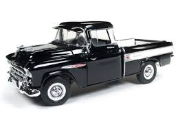 100 Chevy Toy Trucks NEW 118 Scale 1957 Cameo Hemmings Motor News