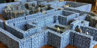 miniwargamers take note dungeon casting part 3 making modular