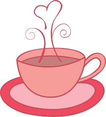 Red Jubilee Tea Cup Clip Art At Clker