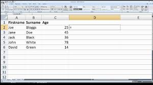 How To Merge Multiple Columns Into A Single Column Using Microsoft