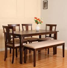 Flipkart Perfect Homes Fraser Engineered Wood 6 Seater Dining Set