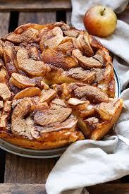 saftiger apfelkuchen mit apfelmus