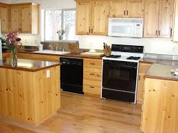 Furniture Traditional Kitchen Style With U Shaped Brown