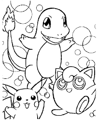 Exclusive Pokemon Christmas Coloring Pages On Cartoons With