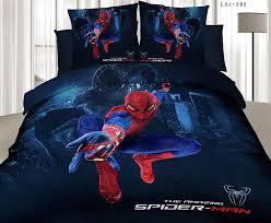 Spiderman Bedding Set Queen 1996