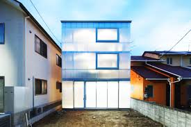 100 Suppose Design Translucent House In Tousuienn Glows After The Sun Sets Over