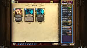 Edwin Vancleef Deck Budget by Any Tips For Climbing To Legend With Miracle Rogue Rogue