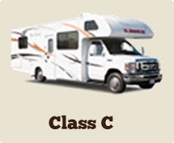 RV Rental Class C Cabover Style Motorhome