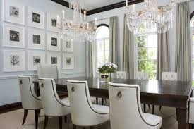 Dazzling Chandelier For Dining Table 17 Crystal With Candles Rectangular Room Design Using Elegant