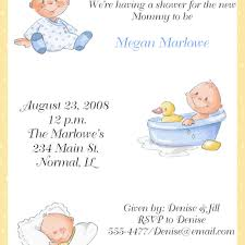 Baby Shower Cards Samples by Baby Shower Invitation Wording Ideas Dancemomsinfo Com