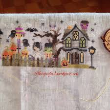 The Frosted Pumpkin Stitchery Facebook by It U0027s An Lp U2013 Halloween Edition U2013 The Grey Tail