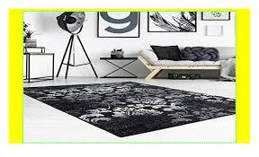 carpet city teppich flachflor inspiration mit floralen