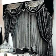 valance interior elegant curtains for living room offers
