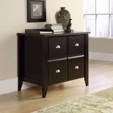 furniture espresso wood file cabinets walmart with drawers for