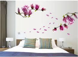 hallobo wandtattoo magnolie blumen magnolia