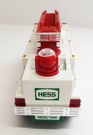 1996 Hess Fire Truck - Famous Truck 2018
