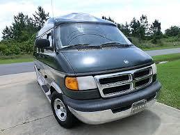 Dodge Ram Van Conversion 1998 1500