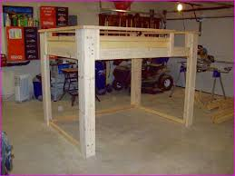 Plans For Building A Full Size Loft Bed by Diy Full Size Loft Bed Design The Best Diy Full Size Loft Bed
