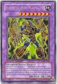 amazon com yugioh gx elemental hero plasma vice ct04 en006