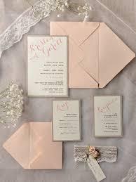 Rustic Wedding Invitation Kits Christmanista