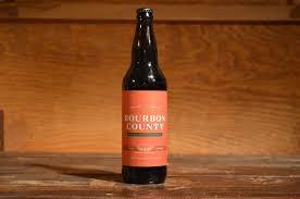 Saranac Pumpkin Ale Growler by Brooklyn Brewery Black Ops Bourbon Barrel Aged Russian Imperial
