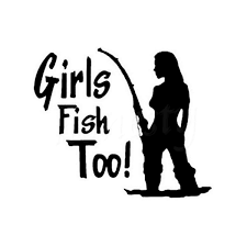 100 Truck Decals For Girls Fish Too Fishing Car Creative Sticker Decoration Car Wall Home