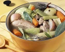 pot au feu de canard recettes de cuisine française