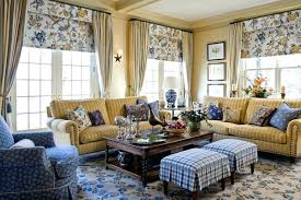 plush country cottage living room furniture french country living