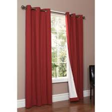 buy burgundy curtains from bed bath beyond