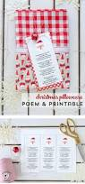 Halloween Two Voice Poems The by Free Printable Christmas Pillowcase Poem The Polka Dot Chair