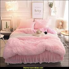 Decorating theme bedrooms Maries Manor faux fur home decor