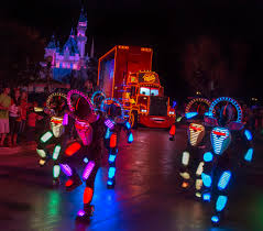 Paint the Night at Disneyland Resort is First Disney Parks Parade
