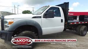 100 Meyers Truck Sales 2011 Ford F450 Reg Cab 11ft Flatbed Wboxes Tampa Clearwater