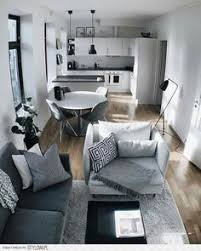 A Few Statement Pieces Are Great Way To Showcase Small Spaced Living Room