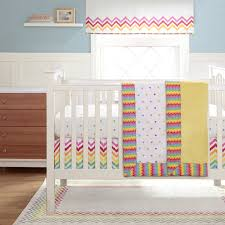 Geenny Crib Bedding by Amazon Com Migi Rainbow Crib Set 3 Piece Rainbow Nursery