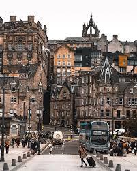 100 Edinburgh Architecture Spectacular Street Photos In By Ian G Black Street