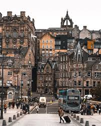 100 Edinburgh Architecture Spectacular Street Photos In By Ian G Black