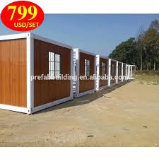100 Prefabricated Shipping Container Homes 40ft Storage Prefab China