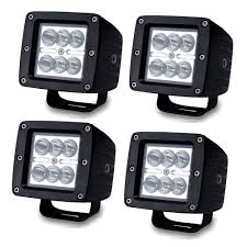 4Pcs 3 24W Square LED Spot Cube Work Lighting Truck Offroad SUV ... 12v 18w 6led Waterproof Led Headlights Flood Work Light Motorcycle 4pcs 4inch Work Light Bar Driving Flood Beam Suv Atv Jeep New 4inch 57w Lights Offroad Led Bar Trucks Boat 4x4 4wd Atv Uaz Suv Driving 2pcs 18w Flood Beam Led Work Light 12v 24v Offroad Fog Lamp Trucks Truck Lite Spot With Ingrated Mount 81711 Trucklite 50 Inch 250w Spotflood Combo 21400 Lumens Cree Signalstat Stud Mount Oval Lot Two Mini 27w 9 Worklights Fog For Tractor Xrll 27w Forklift Square Cube Pods Flush