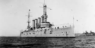 Pictures Of The Uss Maine Sinking by Navy Surveying Wreck Of Cruiser Sunk During Wwi Off New York Coast