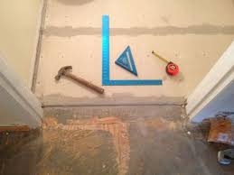 bathroom floor tile prep work that s crucial for a gorgeous look
