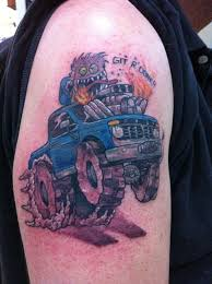 Ford Pickup Big Daddy Roth Racing #tattoos #paulberkey   Tattoos By ... Monster Truck Party Ideas At Birthday In A Box Vector With Tentacles Of The Mollusk And Forest Carolina Rebellion 2016 Tattoocom Amazoncom 2011 Hot Wheels Jam 1st Edition 1580 Barian Batman Travel Treads 6 Flickr Mickey Ink O Disney Pixar Cars Tattoos Jleecreations Monster Truck Party Black Death Pixels Drawing Getdrawingscom Free For Personal Use Monsta Tattoo Home Facebook