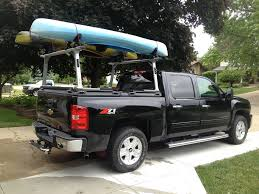 100 Kayak Rack For Pickup Truck A And Bed Cover On A ChevyGMC SilveradoSierra Flickr