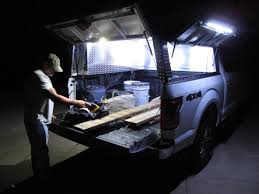 A.R.E Truck Bed Lighting: For Those Who Work From Dawn To Dusk Show Me Your Bed Toppers Camper Shells Ford F150 Forum Camper Shell Wikipedia Retractable Truck Bed Cover For Utility Trucks Fiberglass Toppers Topperking Providing All Of Tampa Bay With Vintage Toyota Truck Topper By Stockland White 74 X 50 Local Parts And Tonneaus This Truck Cap Was Made From A Car Mildlyteresting Soft Snug_trucktopper Dualliner Bedliners For Chevy Dodge Gmc Ctc Tonneau Brandfx Gemtop Steel Cap Bikes In Topper Mtbrcom Best Camping Tacoma World