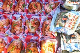 100 Redhook Lobster Truck Delivery Red Hook Pound